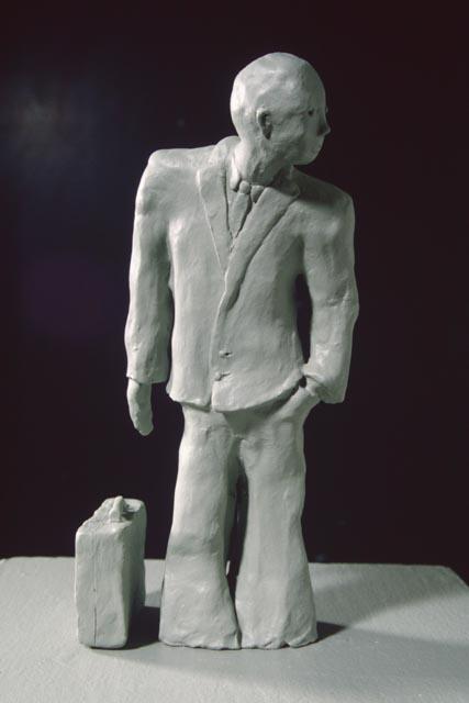 commuter sculpture